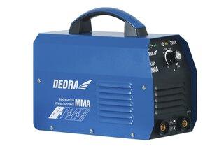 Inventora metināšanas iekārta 200A DEDRA DESi210BT