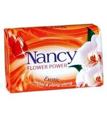 Ziepes ar orhideju un ilang-ilang ekstraktiem Nancy 60 g cena un informācija | Ziepes ar orhideju un ilang-ilang ekstraktiem Nancy 60 g | 220.lv