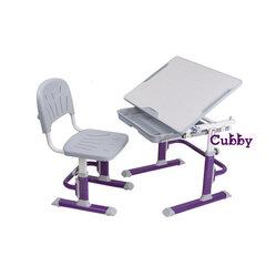 Комплект детской мебели FunDesk CUBBY LUPIN VG цена и информация | Столы компьютерные | 220.lv