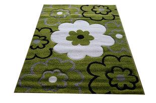 Bērnu paklājs Ziedi, 120 x 170 cm cena un informācija | Paklāji | 220.lv