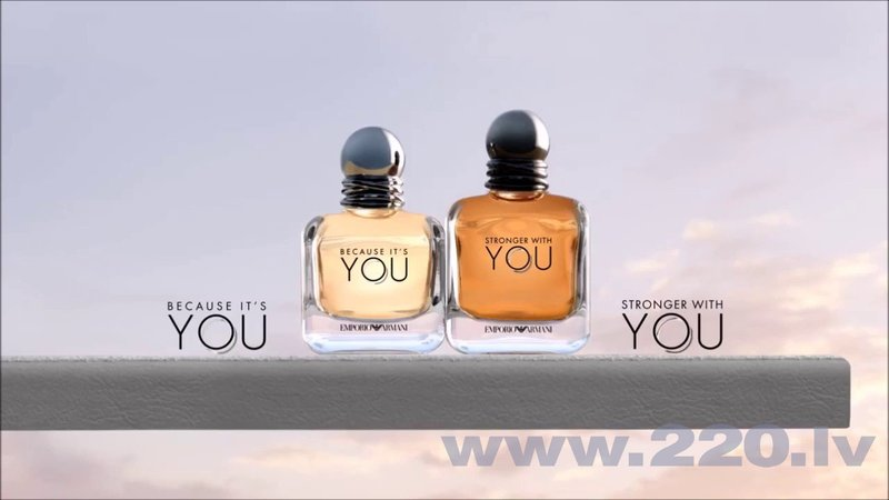 Parfimērijas ūdens Giorgio Armani You Because It`s You edp 30 ml internetā