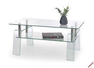Стол Naomi, прозрачный цена и информация | Кофейные столики | 220.lv
