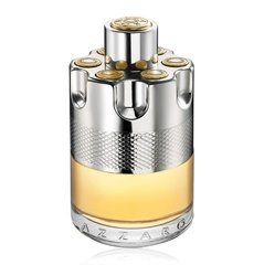 Tualetes ūdens Azzaro Wanted EDT 100 ml