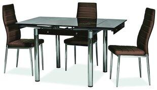 Saliekams galds Gd-082, brūna