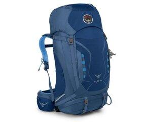 Mugursoma Osprey Kyte 46 W's, zila, S/M izmērs muguras sistēma