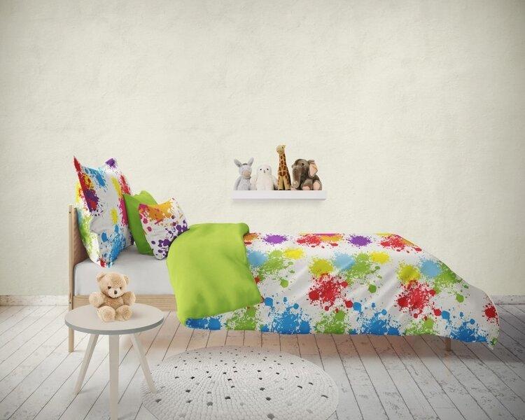 Комплект постельного белья для детей, из 2х частей
