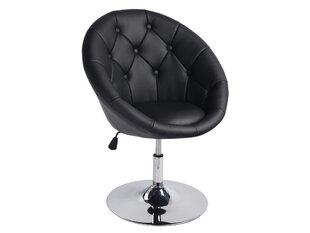 Барное кресло C-881, чёрный цена и информация | Стулья для кухни | 220.lv
