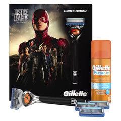 Skūšanās komplekts vīriešiem Gillette Fusion Flexball