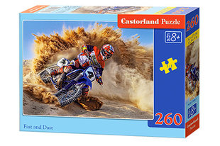 Пазл Castorland Fast and Dust, 260 дет.