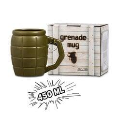 Granātu formas krūze (450ml)