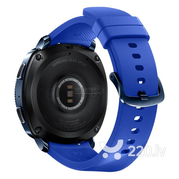 Samsung Gear Sport Blue internetā