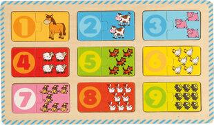 Koka puzle - Cipari Playme