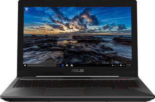 Asus FX503VD (90NR0GN1-M00800) Win10