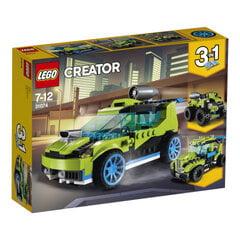 31074 LEGO® Creator Ракетно-раллийный автомобиль цена и информация | Конструкторы | 220.lv