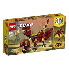 31073LEGO® Creator Mythical Creatures Mītiskās būtnes