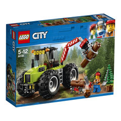 6018 LEGO® City Great Vehicles Forest Tractor Лесной трактор