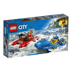 60176 LEGO® City Police Wild River Escape Погоня по горной реке