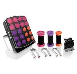 Matu ruļļi Diva Stay Hot Rollers Set