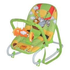 Lorelli šūpuļkrēsls Relax, Green