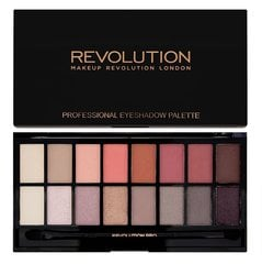 Acu ēnu palete Makeup Revolution London Trals vs Neutrals 6 g 16 Super-elite