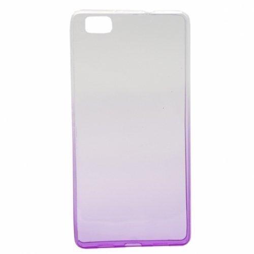 Mocco Gradient maciņš priekš LG M200N / X240 K8 (2017) Caurspīdīgs - Violets