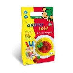 Plastilīnakomplekts Fila Giotto BE-BE Spaghetti Dought 468700 cena un informācija | Modelēšanas un gleznošanas piederumi | 220.lv