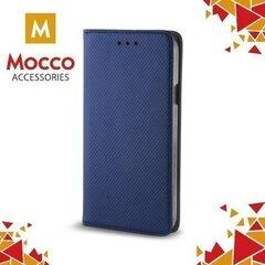Mocco Smart Magnet Book Case For Nokia 5 Blue cena un informācija | Maciņi, somiņas | 220.lv