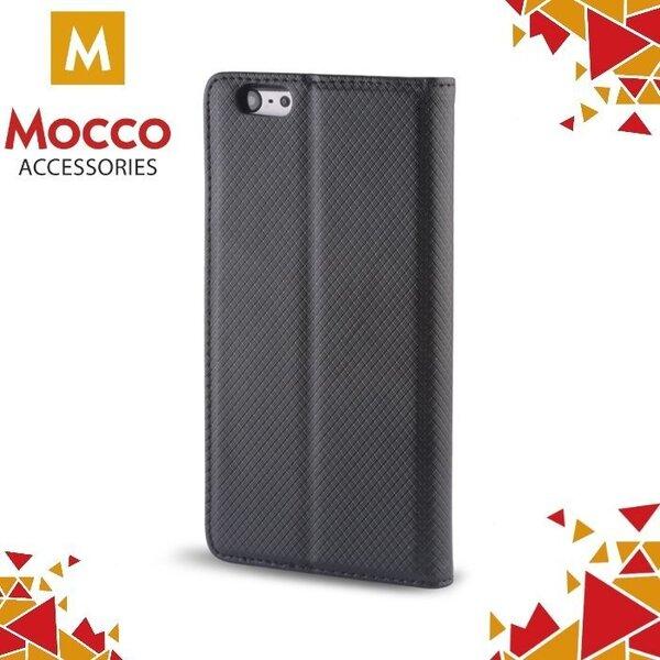 Mocco Smart Magnet Book Case For Sony Xperia XZ1 Black cena