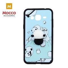 Mocco 4D Silikone Back Case For Mobile Phone With Panda For Apple iPhone 6 / 6S