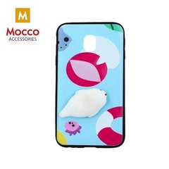 Mocco 4D Silikone Back Case For Mobile Phone With Seal For Apple iPhone 7 / 8