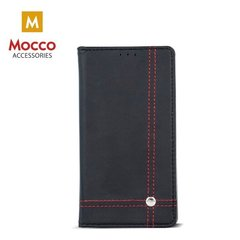 Mocco Smart Focus Book Case For Samsung G950 Galaxy S8 Black / Red