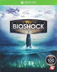 Bioshock The Collection, Xbox One