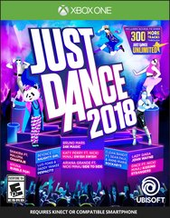 Just Dance 2018, Xbox ONE cena un informācija | Just Dance 2018, Xbox ONE | 220.lv