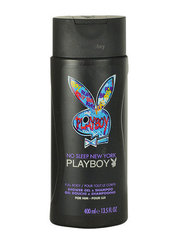 Гель для душа и шампунь 2in1 Playboy New York 400 ml