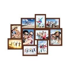 Kolāža, 10 fotogrāfijas cena un informācija | Fotorāmji | 220.lv