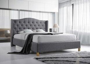 Gulta Aspen, 160x200 cm cena un informācija | Gultas | 220.lv