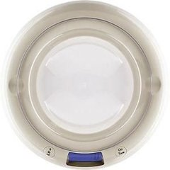 Кухонные весы ViceVersa Kitchen Scale Buble 5kg cream 13062
