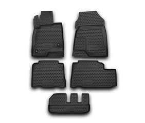 3D CHEVROLET Captiva 2011->, 5 pcs. /L08018