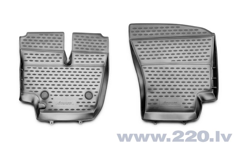 3D FORD Cargo 1830 (2530), 2 pcs. /L19036G /gray