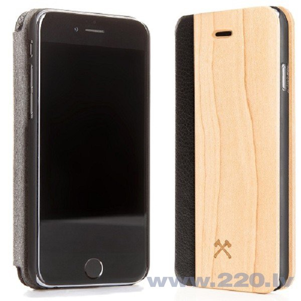 Aizsargmaciņš Woodcessories eco064 piemērots Apple iPhone 6 Plus, Apple iPhone 6S Plus