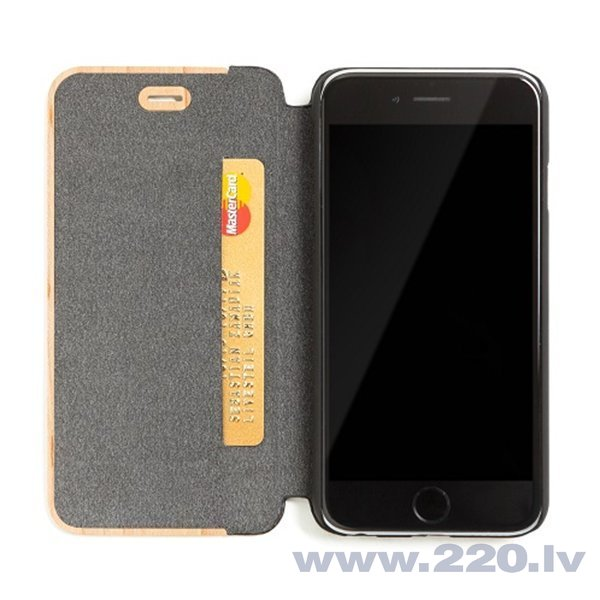 Aizsargmaciņš Woodcessories eco064 piemērots Apple iPhone 6 Plus, Apple iPhone 6S Plus internetā