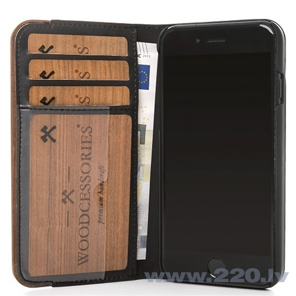 Aizsargmaciņš-maks Woodcessories eco214 piemērots Apple iPhone6 Plus/6s Plus
