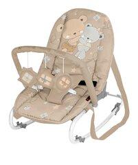 Bērnu šūpuļkrēsliņš, Bears Lorelli, bēžs cena un informācija | Bērnu šūpuļkrēsliņi | 220.lv