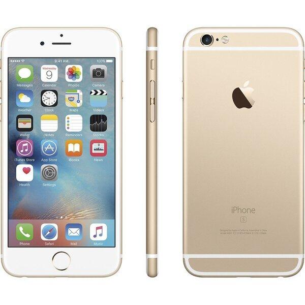 Apple iPhone 6 16GB Gold MG5Y2LL/A (Atjaunots)