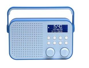 Denver DAB-39 radio-modinātājs, zils cena un informācija | Denver DAB-39 radio-modinātājs, zils | 220.lv