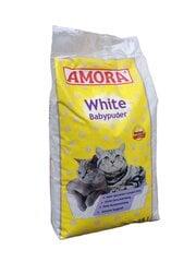 Kaķu pakaisi AMORA Baby Powder 15L