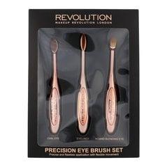 Acu konturēšanas otu komplekts Makeup Revolution London