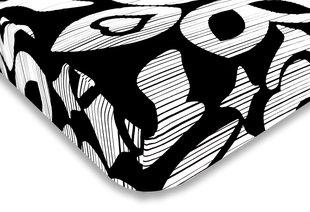 Простынь DecoKing Hipnoze Collection Mandala S1, 90x200 cm цена и информация | Простыни | 220.lv