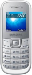 Samsung E1200Y Keystone 2, Белый цена и информация | Мобильные телефоны | 220.lv