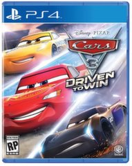 Cars 3 Driven to Win, PS4